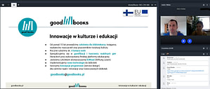 Good Books - spotkania autorskie online